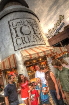 DENVER LoHi little man ice cream