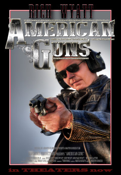 AMERICAN GUNS 01 teaser One Sheet
