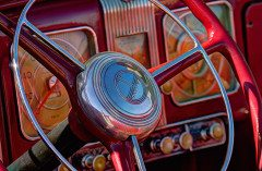 CHRYSLER Steering Wheel